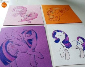 Original drawing - My Little Pony - Friendship is Magic