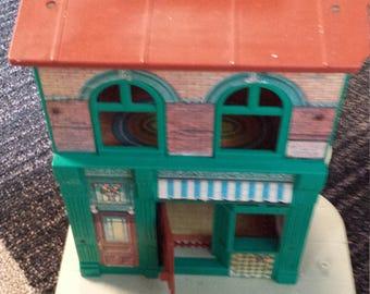 Vintage Fisher Price Sesame Street PlaySet
