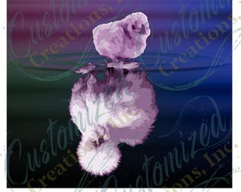 Silkie Reflections - Custom Design Order