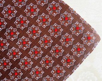 "Vintage mens tie, wide retro, genuine 70s..... ""Like"" our fb page for 10% discount"