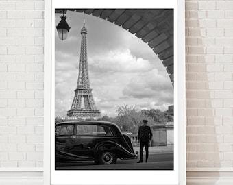 Eiffel Tower, Paris Eiffel Tower, Paris Print, Paris Decor, Paris wall art print, French Decor, Paris wall Print, French wall art