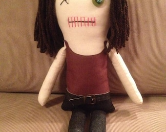 Maggie - Inspired by TWD - Creepy n Cute Zombie Doll (D&P)