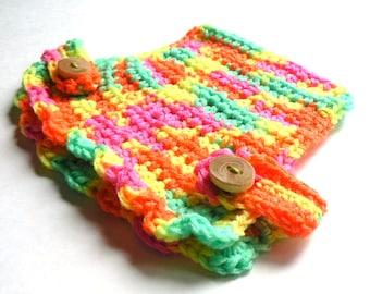 Neon Chicken sweater, Chicken sweaters, hen saddles, battery hen jumper