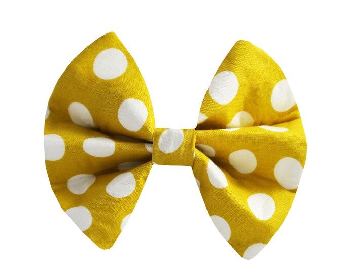 Yellow Polka