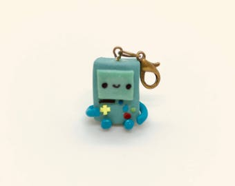 Adventure Time BMO Beemo Charm
