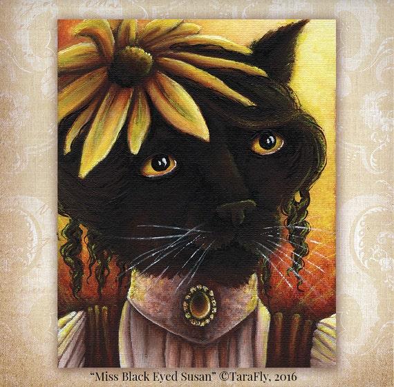 Black Eyed Susan 8x10 Fine Art Print
