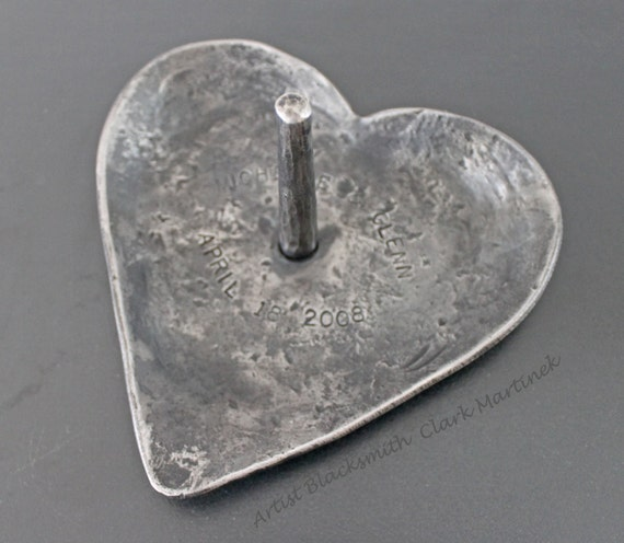 Sixth Wedding Anniversary Gifts: Traditional 6th Wedding Anniversary Gift Iron Anniversary
