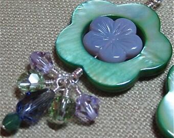 Flowers Flowers Earrings - E594