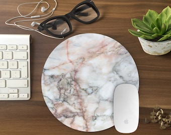 Mouse Pad, Marble Mousepad, Mouse Mat Marble print Mouse Pad Office Mousemat Rectangular Mousemat Mousepad marble design mouse pad - T80611