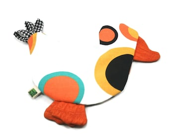 Dog Toy // No Stuffing Dog Toy // No Squeaker Dog Toy // Duck