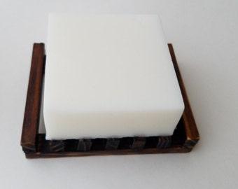 Vanilla Cupcake - Shea Butter Body Soap -  Large 6.5 oz Bar - Free Shipping!