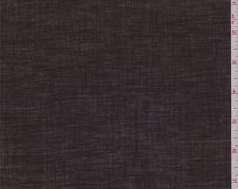 Espresso Brown Lawn, Fabric By The Yard