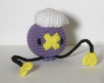 Drifloon Crochet Plush