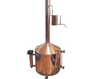 25 Gallon Artisan Copper Distillery