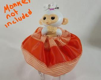 Fingerlings Monkey Toy Unicorn Clothes Bella Mia Sophie Zoe Finn Boris Gigi