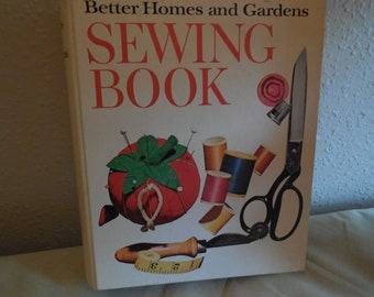 SEWING BOOK Better Homes and Gardens