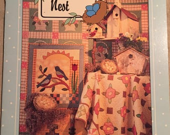 Robin's Nest Quilting Projects