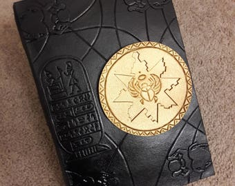 Book of the Dead Decorative Storage Box - Inspired by the Mummy Movies