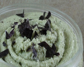 Sea Moss - Foaming Body Scrub - Limited Edition