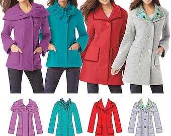 Simplicity Pattern 1540 Misses' & Miss Petite Jackets