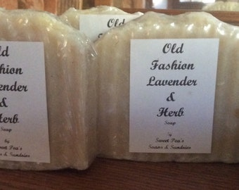 Organic Lavender & Herb