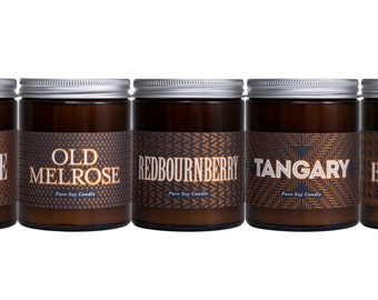 Anvil Creek Co. Places Range - 5 candles including Mirannie, Old Melrose, Redbournberry, Tangary & The Branch.