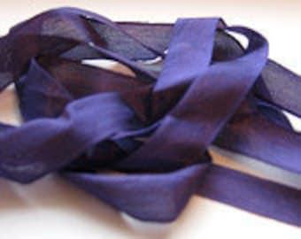 """Purplenite Vintage Hug Snug (3 Yards) 1/2"""" Seam Binding"""