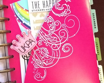 Pocket Folder for Happy Planners