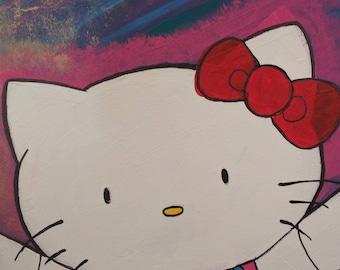 Hello Kitty Print
