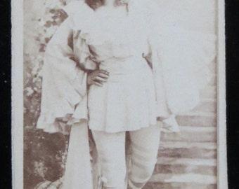 Original 1890's Sweet Caporal Cigarettes Actress Grace Palotta Tobacco Card Premium - Kinney Bros. - Free Shipping