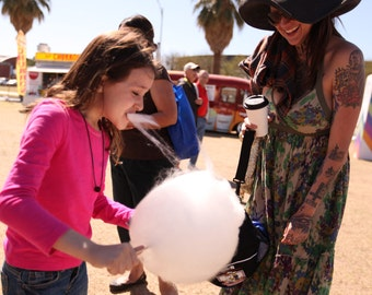 1 pound - Organic Cotton Candy Sugar, Infused Sugar, Flavored Sugar - 60 flavors to choose from