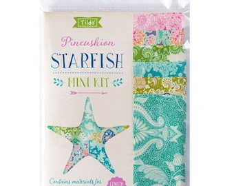 Mini Starfish Kit - Sunkiss by TILDA