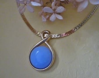Vintage Trifari Pendant Necklace