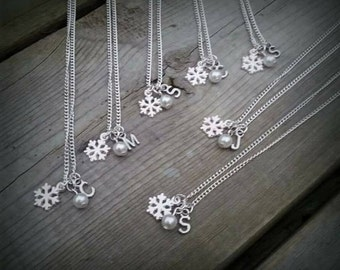 Winter Wedding Necklace(s)