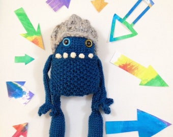Victor - Handmade One-Of-A-Kind Creature