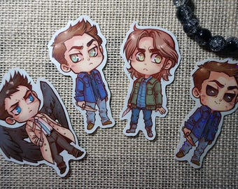 Supernatural 3 in Stickers