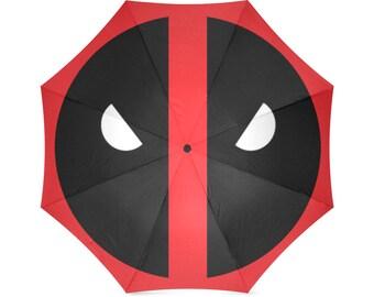 Deadpool Party Umbrella - WORLDWIDE FREE SHIPPING