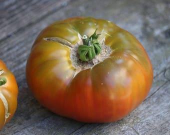 Ananas Noire Tomato Seed, Green Pineapple heirloom tomato seeds