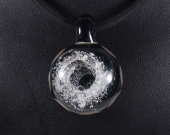 Cosmo Glassworks Serenity Cremation Ash Memorial Pendant