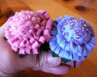 Flower Fairy, Waldorf Inspired, Wool Felt Peg Doll Fairy, Nature Table decoration