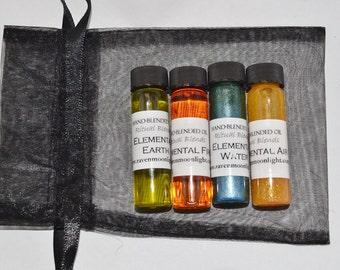 Elemental Oils Set!