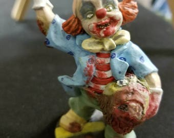 Boppo the Zombie Clown