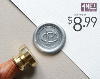 Customized Wax Seal Stamp - Design006