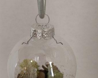 Artificial Succulent Terrarium Ornament