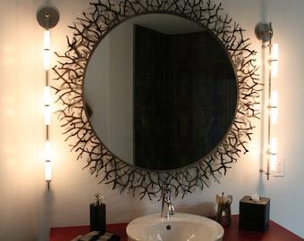 Tree Branch Mirror
