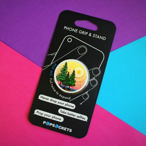 SMALL Nature Sticker