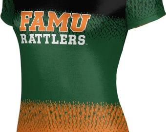 ProSphere Women's Florida A&M University Drip Tech Tee (FAMU)