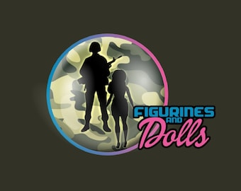 Figurines and Dolls graphic tee