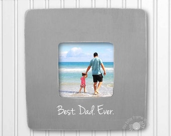 Father's Day Gift Best Dad Ever Frame Gift for Dad IB5FSDUG