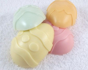 Small Easter Egg Soap Set, Easter Gift Set, Soap Gift Set, Egg Soap Set, Egg Soap Favor, Easter Gift, Easter Soap Set, Easter Gift Set